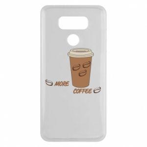 Etui na LG G6 More coffee