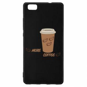 Etui na Huawei P 8 Lite More coffee