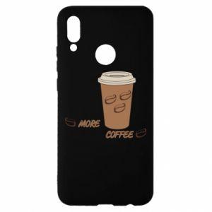 Etui na Huawei P Smart 2019 More coffee