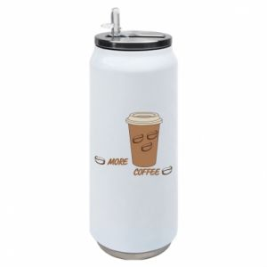 Puszka termiczna More coffee