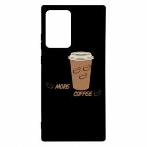Etui na Samsung Note 20 Ultra More coffee