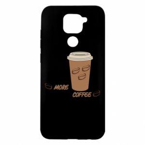 Etui na Xiaomi Redmi Note 9/Redmi 10X More coffee