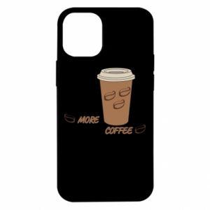 Etui na iPhone 12 Mini More coffee