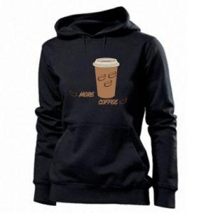 Bluza damska More coffee