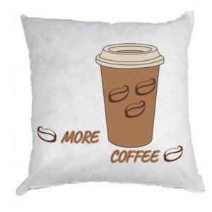 Poduszka More coffee