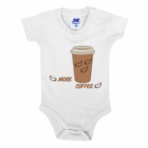 Body dziecięce More coffee
