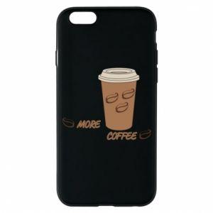 Etui na iPhone 6/6S More coffee