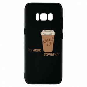 Etui na Samsung S8 More coffee
