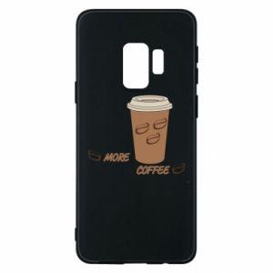 Etui na Samsung S9 More coffee