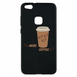 Etui na Huawei P10 Lite More coffee