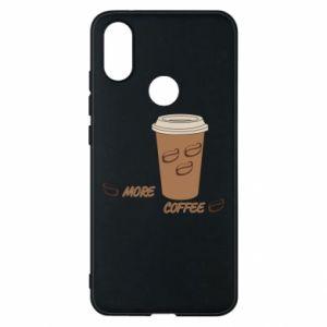 Etui na Xiaomi Mi A2 More coffee