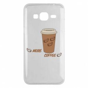 Etui na Samsung J3 2016 More coffee