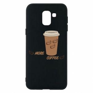 Etui na Samsung J6 More coffee