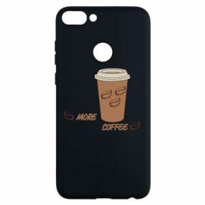 Huawei P Smart Case More coffee