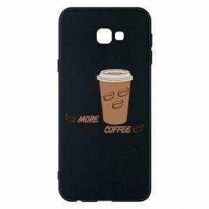 Etui na Samsung J4 Plus 2018 More coffee