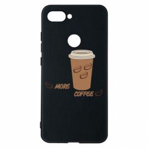 Etui na Xiaomi Mi8 Lite More coffee