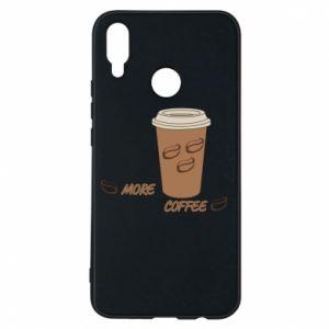Etui na Huawei P Smart Plus More coffee