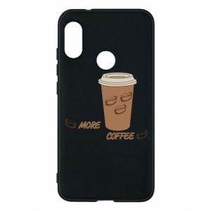 Etui na Mi A2 Lite More coffee