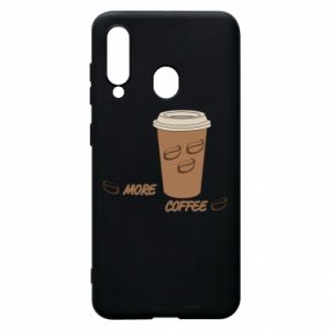 Etui na Samsung A60 More coffee
