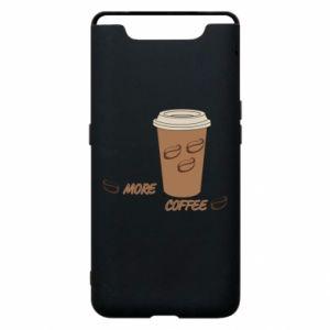 Etui na Samsung A80 More coffee