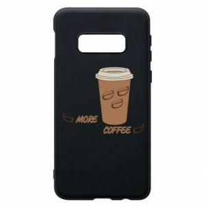 Etui na Samsung S10e More coffee