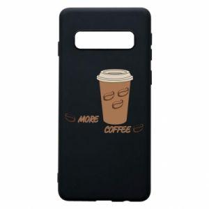 Etui na Samsung S10 More coffee
