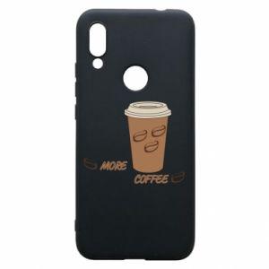 Etui na Xiaomi Redmi 7 More coffee
