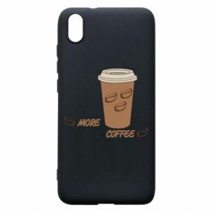 Etui na Xiaomi Redmi 7A More coffee