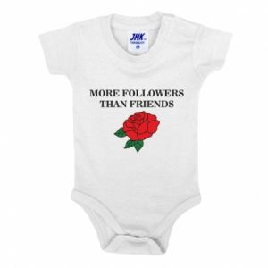 Body dla dzieci More followers than friends