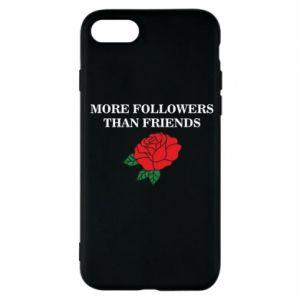 Etui na iPhone 7 More followers than friends
