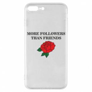 Etui na iPhone 7 Plus More followers than friends