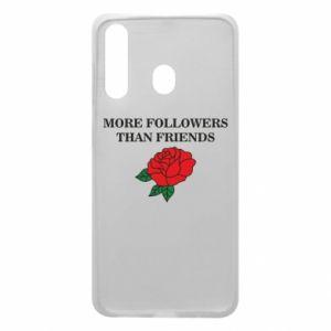 Etui na Samsung A60 More followers than friends