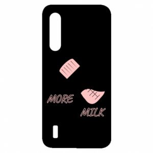 Etui na Xiaomi Mi9 Lite More milk