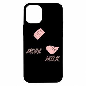 Etui na iPhone 12 Mini More milk