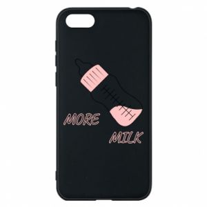 Phone case for Huawei Y5 2018 More milk