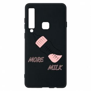 Phone case for Samsung A9 2018 More milk