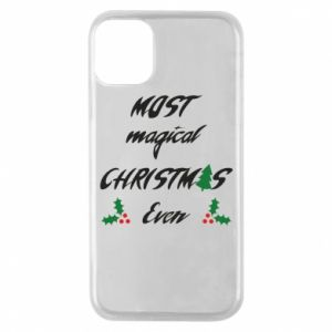 Phone case for iPhone 11 Pro Most magical Christmas ever