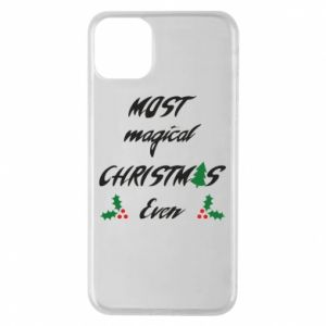 Phone case for iPhone 11 Pro Max Most magical Christmas ever