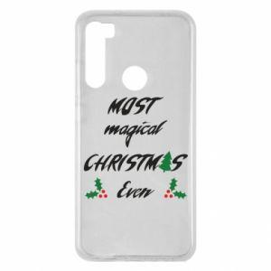 Etui na Xiaomi Redmi Note 8 Most magical Christmas ever