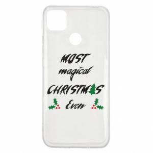 Etui na Xiaomi Redmi 9c Most magical Christmas ever