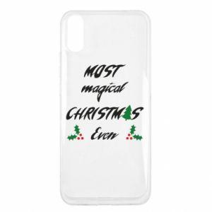 Etui na Xiaomi Redmi 9a Most magical Christmas ever