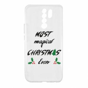 Etui na Xiaomi Redmi 9 Most magical Christmas ever