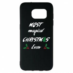 Etui na Samsung S7 EDGE Most magical Christmas ever