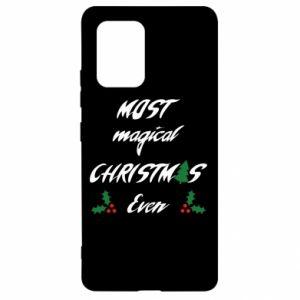 Etui na Samsung S10 Lite Most magical Christmas ever