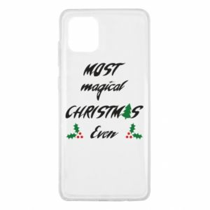 Etui na Samsung Note 10 Lite Most magical Christmas ever
