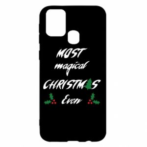 Etui na Samsung M31 Most magical Christmas ever