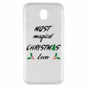 Etui na Samsung J7 2017 Most magical Christmas ever