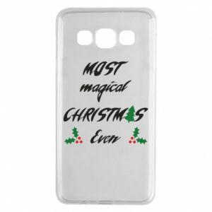 Etui na Samsung A3 2015 Most magical Christmas ever