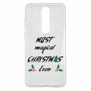 Etui na Nokia 5.1 Plus Most magical Christmas ever