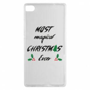 Etui na Huawei P8 Most magical Christmas ever
